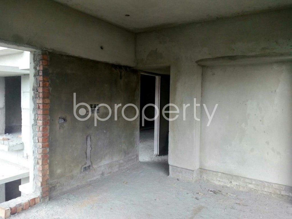 Bedroom - 4 Bed Apartment for Sale in Bashundhara R-A, Dhaka - 1799534
