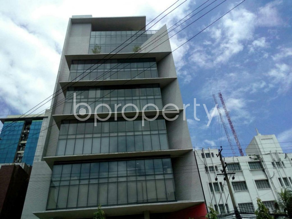 Front view - Office for Sale in Double Mooring, Chattogram - 1800374