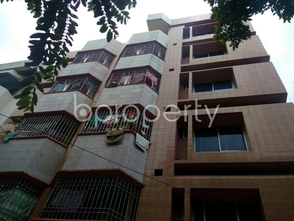Front view - 3 Bed Apartment for Sale in 4 No Chandgaon Ward, Chattogram - 1800522