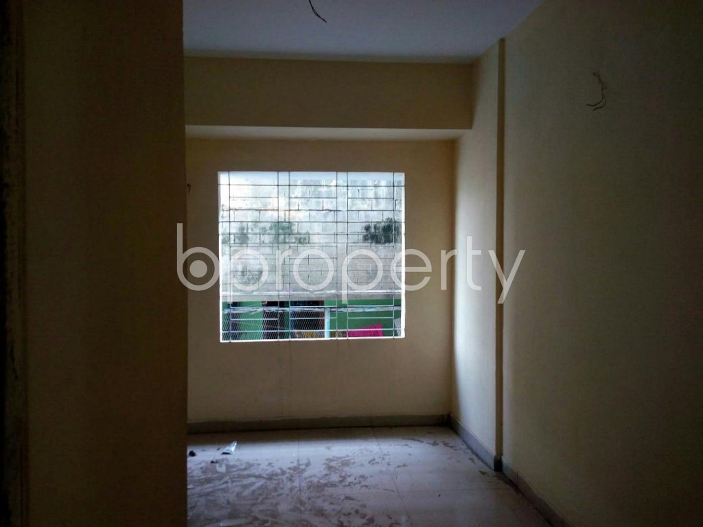 Bedroom - 3 Bed Apartment for Sale in 16 No. Chawk Bazaar Ward, Chattogram - 1800856