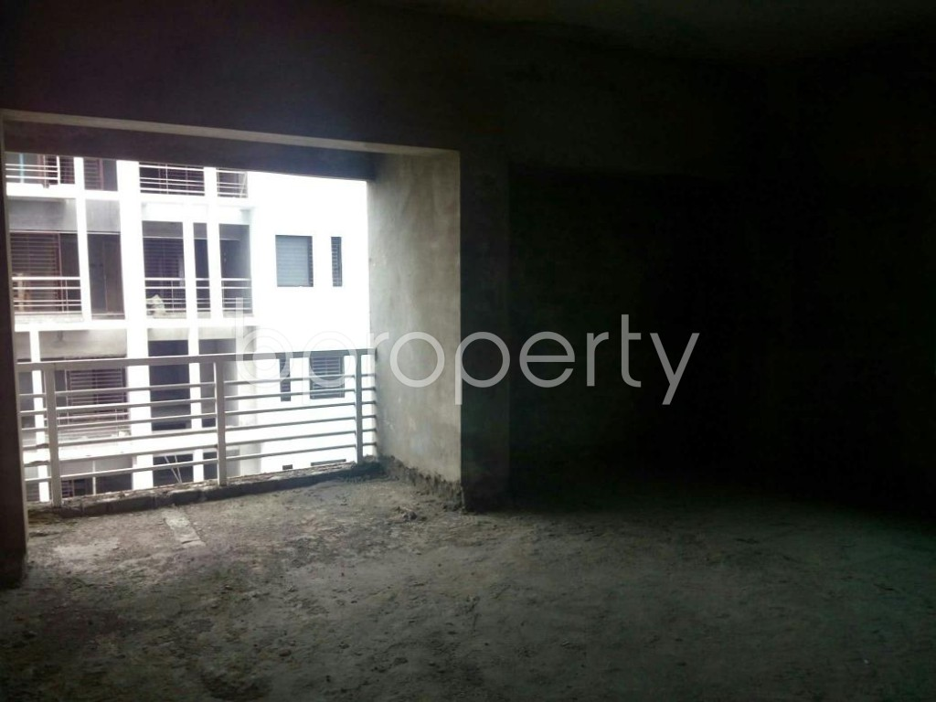 Bedroom - 3 Bed Apartment for Sale in South Khulsi, Chattogram - 1801512