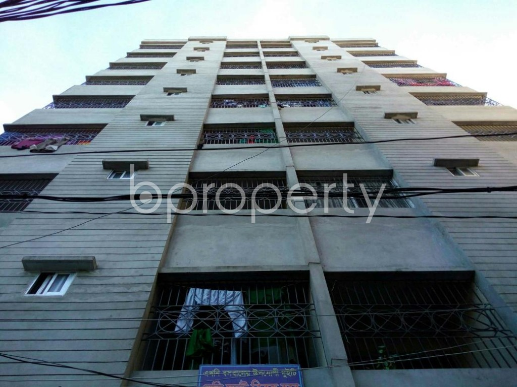 Front view - 3 Bed Apartment for Sale in Gazipur Sadar Upazila, Gazipur - 1801526