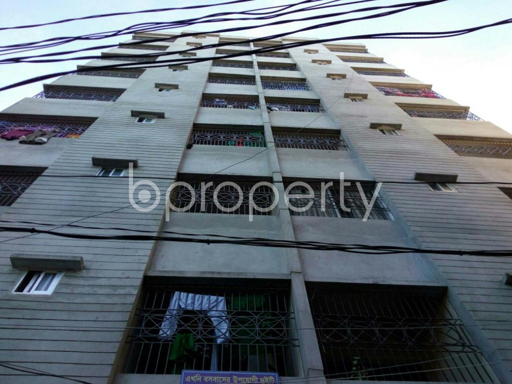 Front view - 2 Bed Apartment for Sale in Gazipur Sadar Upazila, Gazipur - 1801527