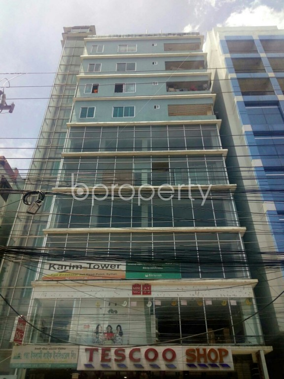 Front view - 3 Bed Apartment for Sale in Nayasarak, Sylhet - 1801708