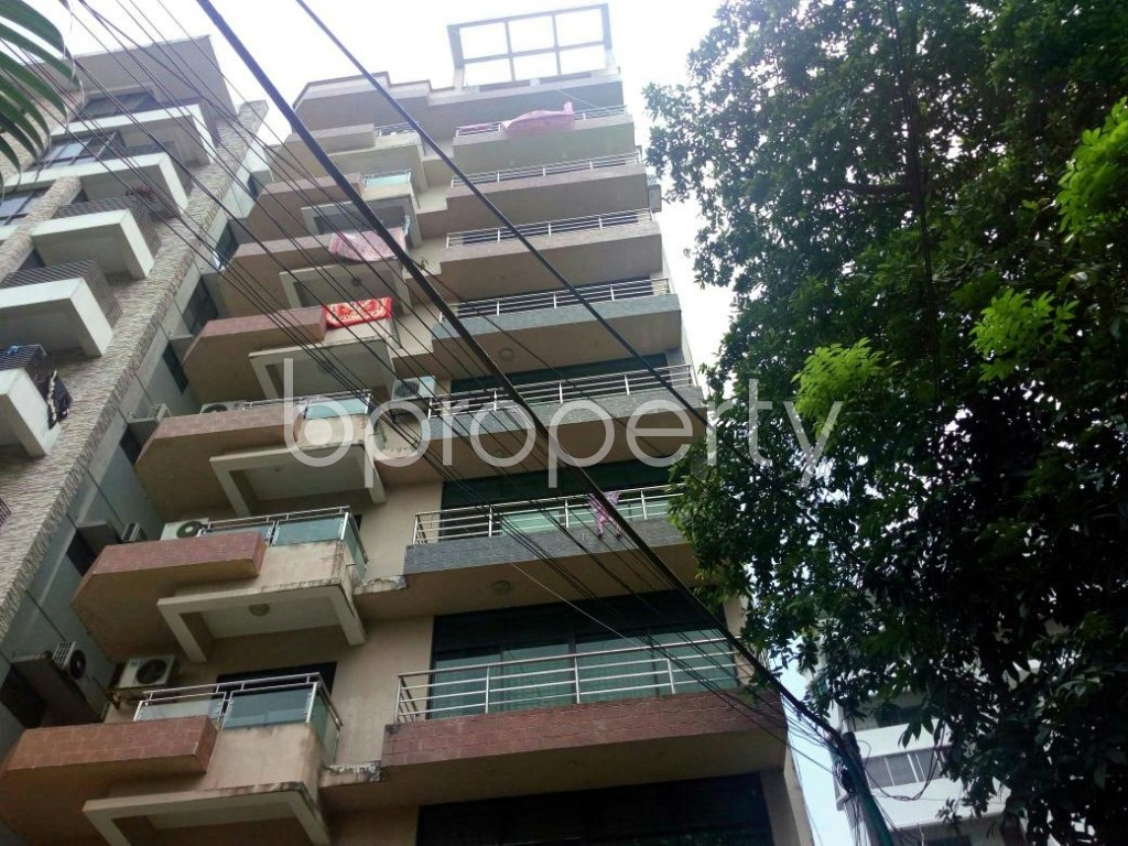 Front view - 3 Bed Apartment for Sale in South Khulsi, Chattogram - 1801894