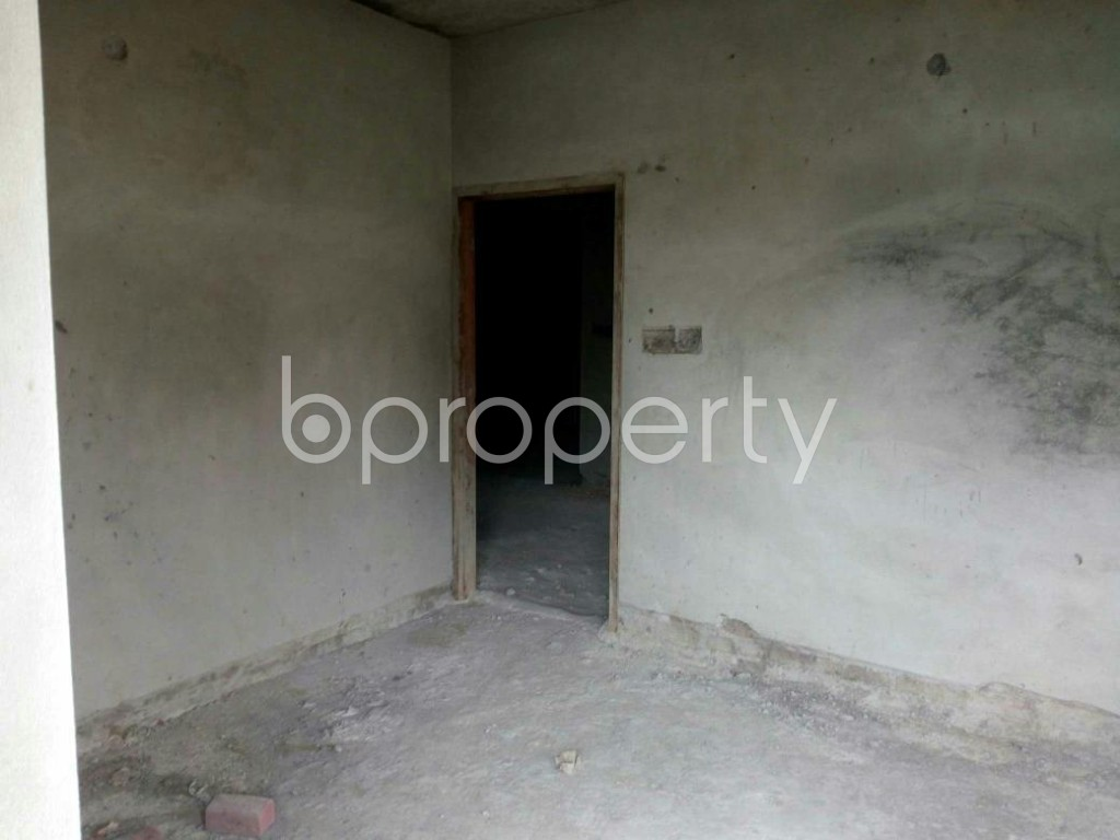 Bedroom - 3 Bed Apartment for Sale in Sholokbahar, Chattogram - 1802363