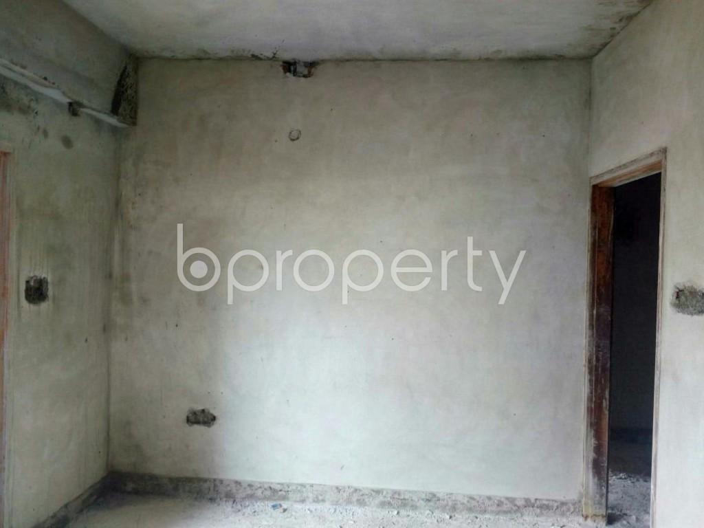 Bedroom - 3 Bed Apartment for Sale in Sholokbahar, Chattogram - 1802373