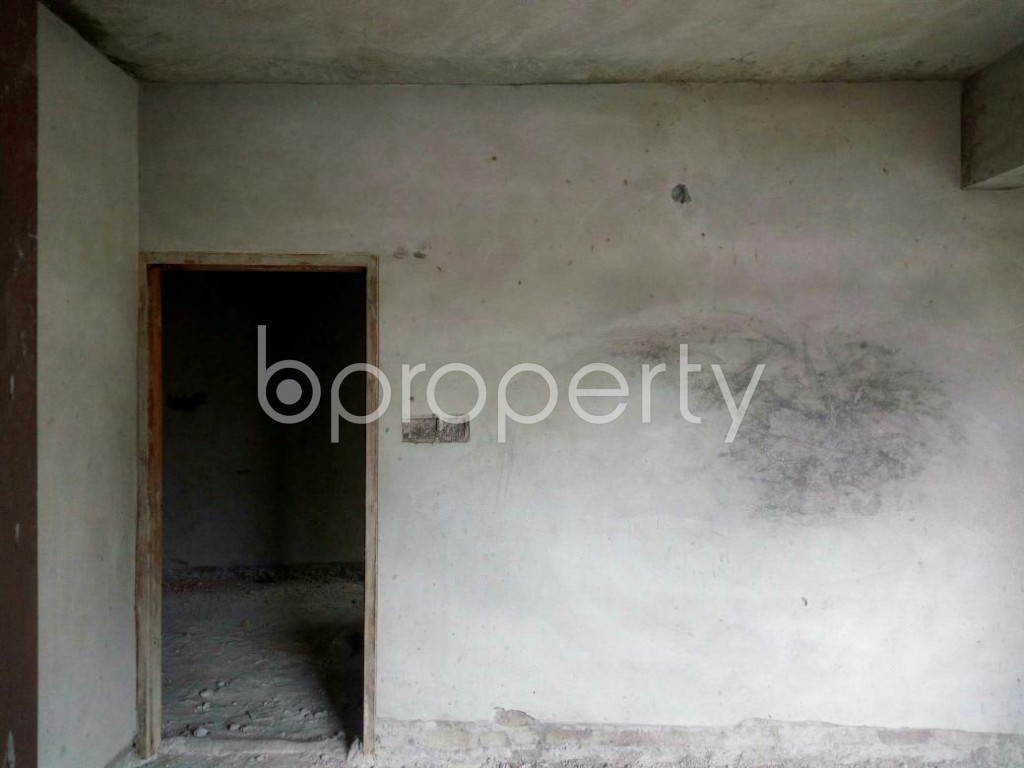 Bedroom - 3 Bed Apartment for Sale in Sholokbahar, Chattogram - 1802392
