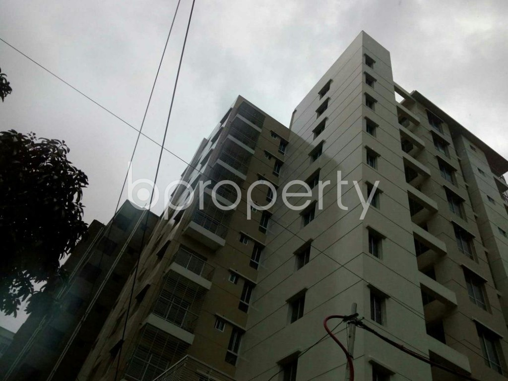 Outside view - 3 Bed Apartment for Sale in 33 No. Firingee Bazaar Ward, Chattogram - 1802625