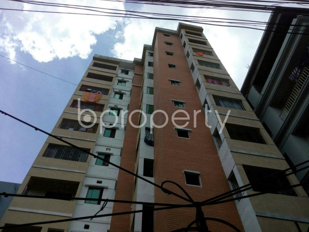 Outside view - 3 Bed Apartment for Sale in North Shahjahanpur, Dhaka - 1806182