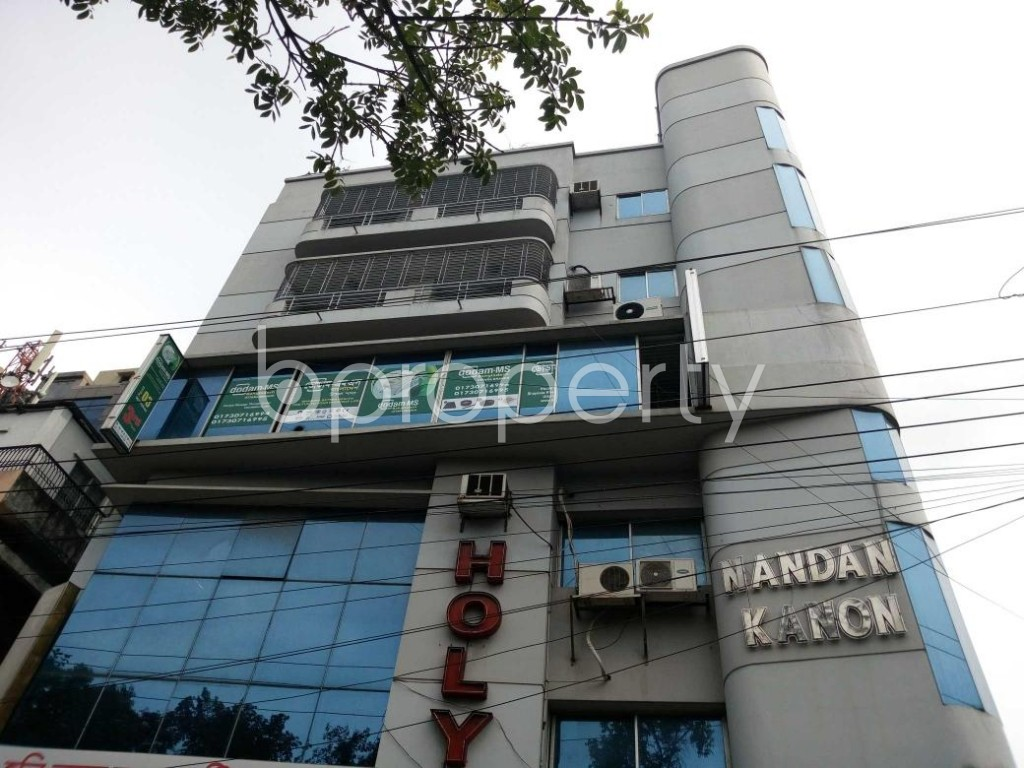 Outside view - Floor for Sale in Uttara, Dhaka - 1807440