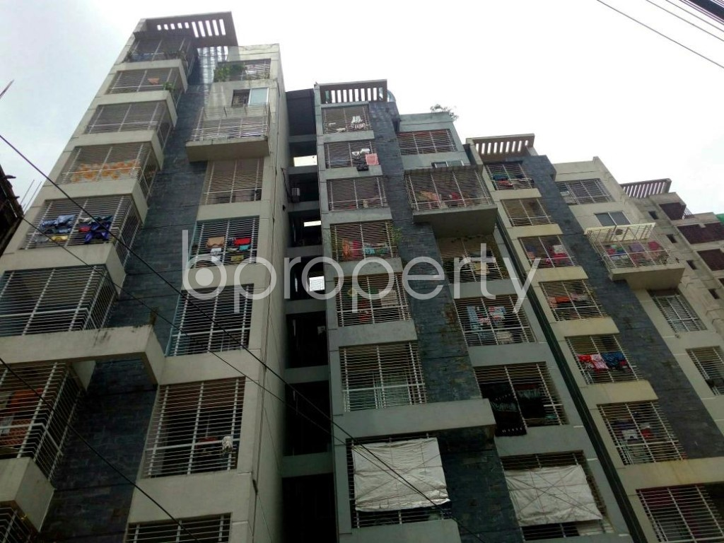 Front view - 2 Bed Apartment for Sale in 4 No Chandgaon Ward, Chattogram - 1807672