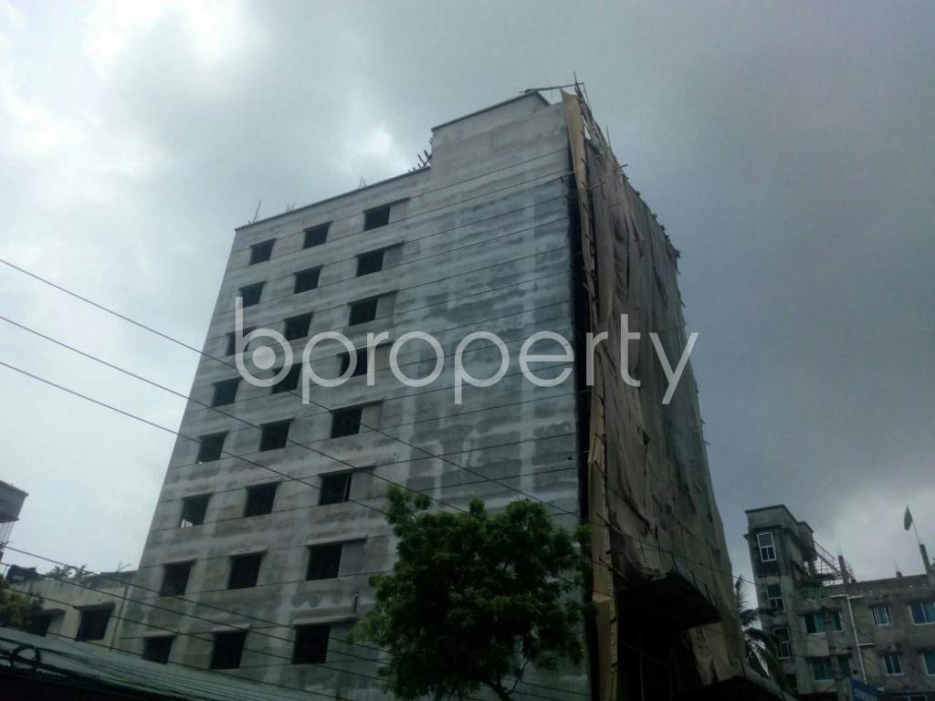 Front view - Floor for Sale in Rampura, Dhaka - 1808028