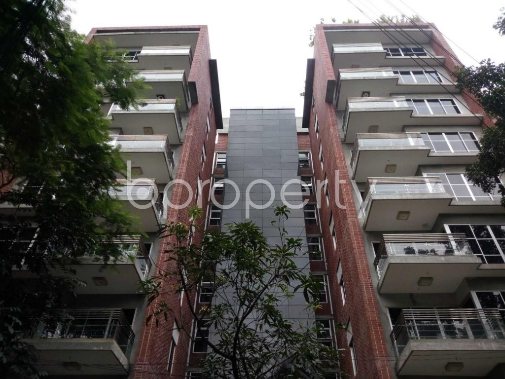Front view - 3 Bed Apartment for Sale in Gulshan, Dhaka - 1808480