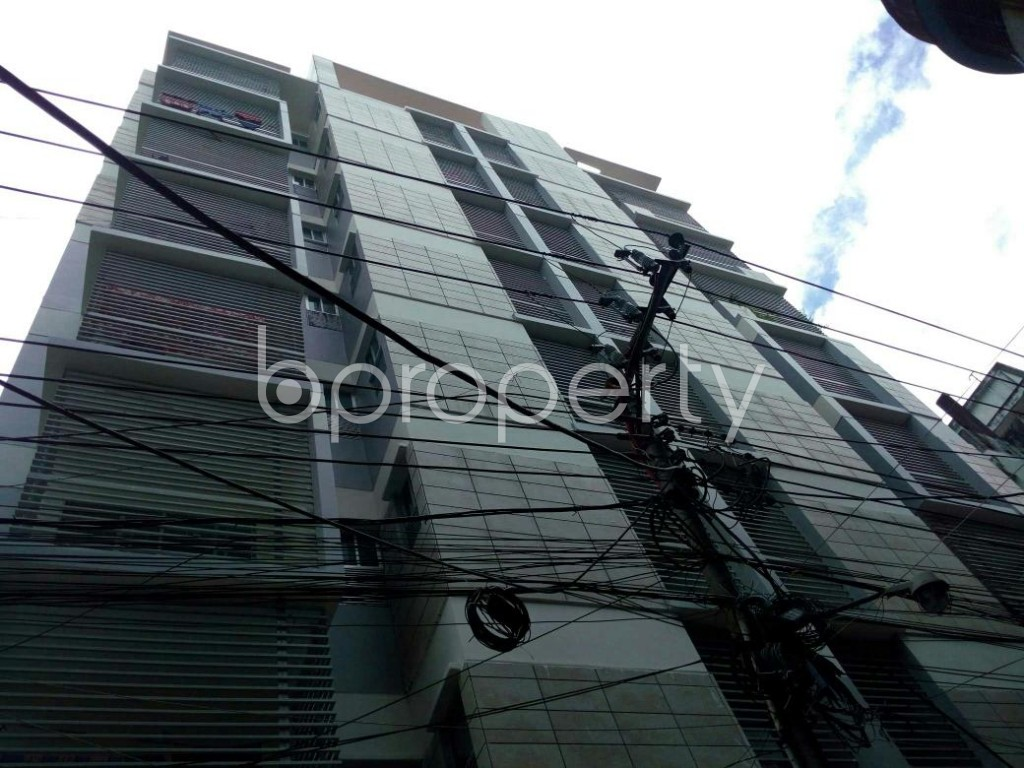 Front view - 3 Bed Apartment for Sale in East Nasirabad, Chattogram - 1809097