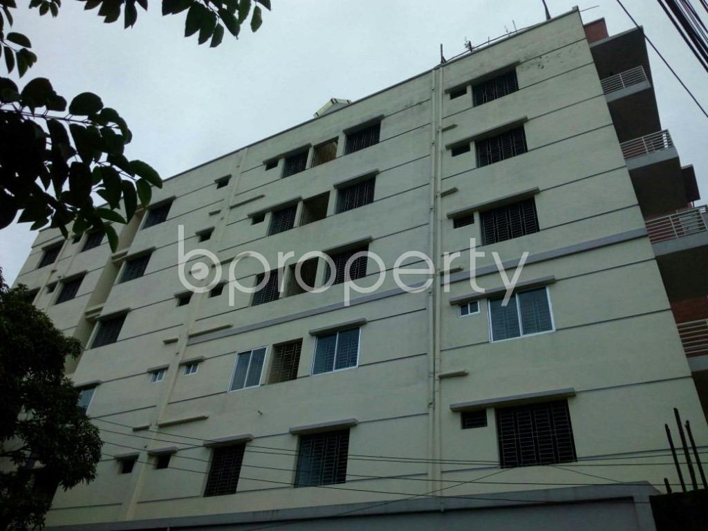 Outside view - 3 Bed Apartment for Sale in Uttar Khan, Dhaka - 1810173