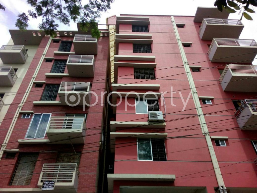 Front view - 3 Bed Apartment for Sale in Uttar Khan, Dhaka - 1810176