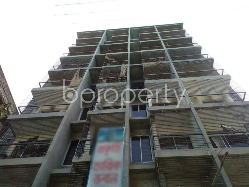 Front view - 2 Bed Apartment for Sale in Race Course, Cumilla - 1810299