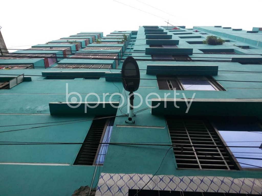Front view - Shop for Sale in Kotwali, Dhaka - 1810852