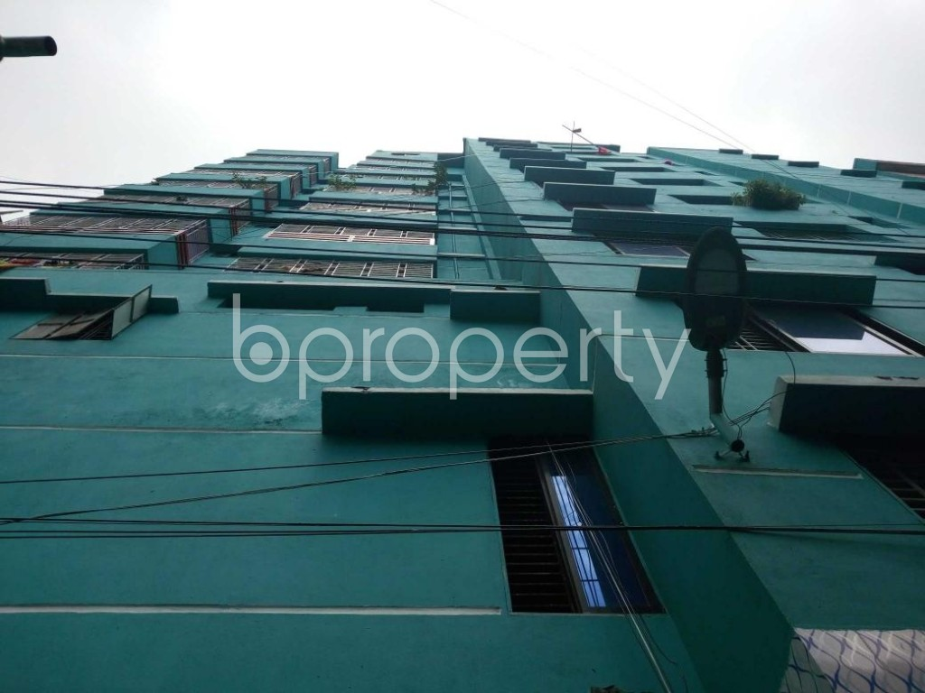 Front view - Shop for Sale in Kotwali, Dhaka - 1810854