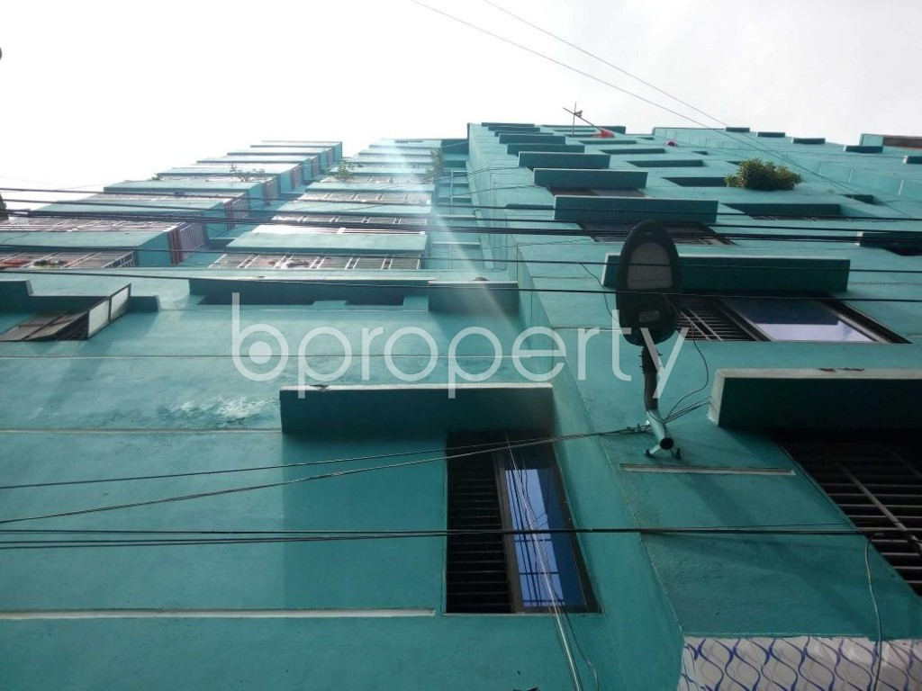 Front view - Shop for Sale in Kotwali, Dhaka - 1810856