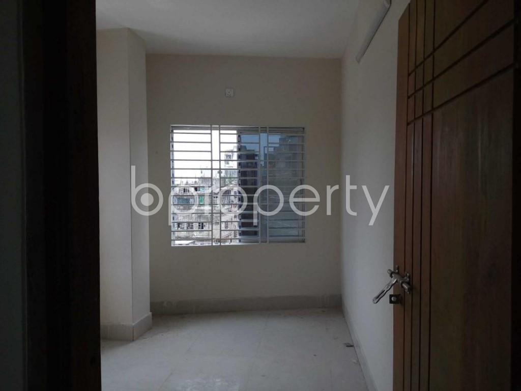 Bedroom - 3 Bed Apartment for Sale in Kotwali, Dhaka - 1810877