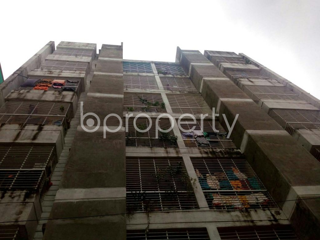 Front view - 3 Bed Apartment for Sale in Bakalia, Chattogram - 1810942