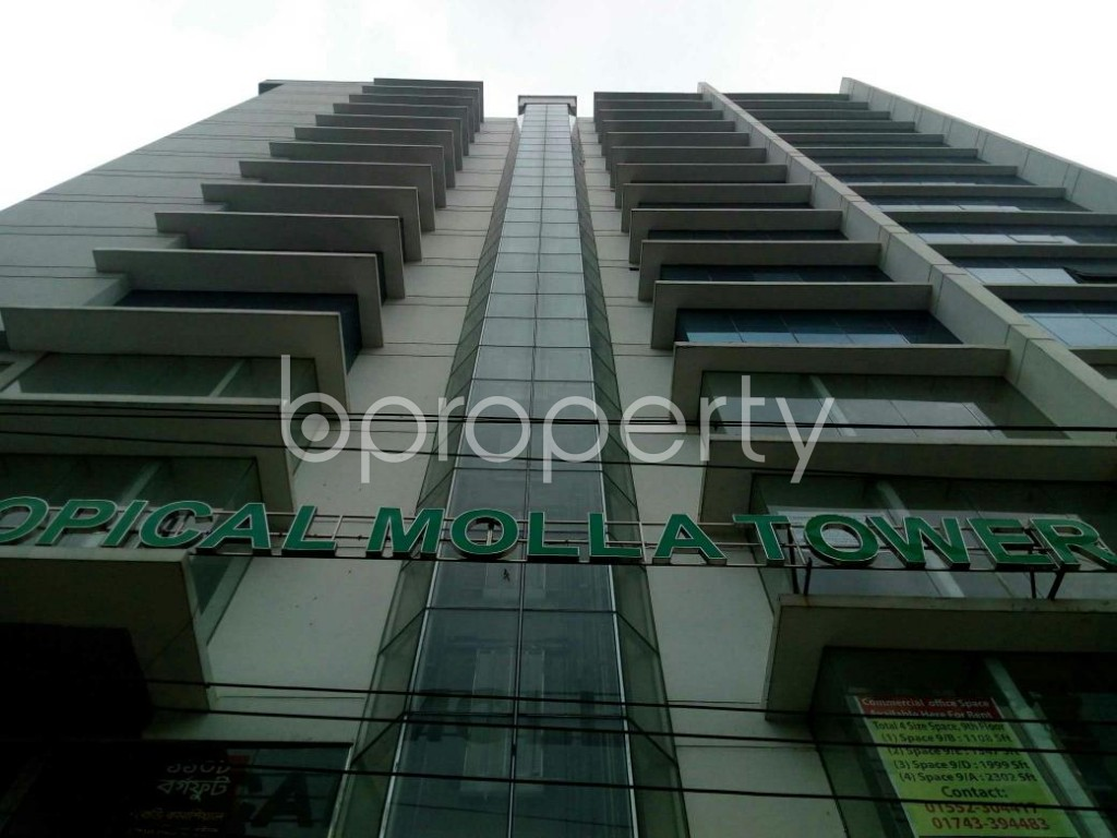 Commercial inside - Floor for Sale in Badda, Dhaka - 1811569