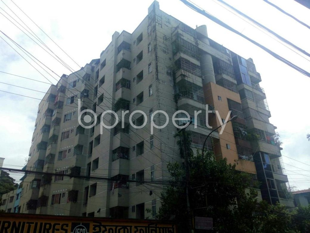 Outside view - 3 Bed Apartment for Sale in Jamal Khan, Chattogram - 1811684