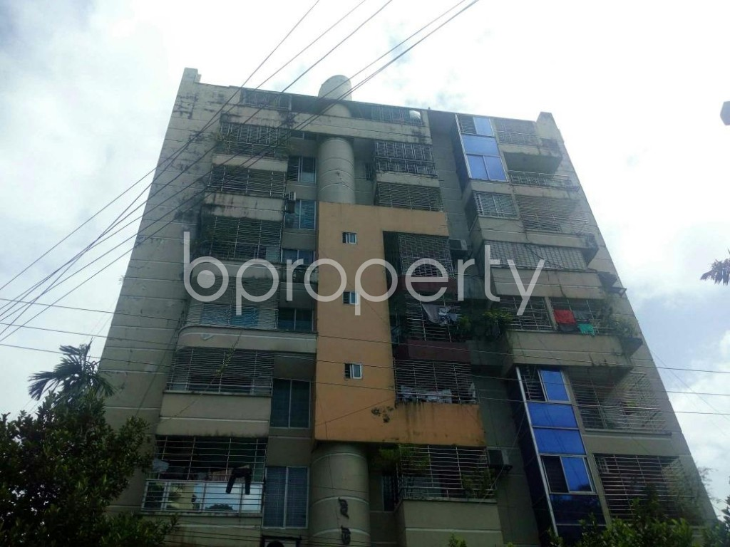 Front view - 3 Bed Apartment for Sale in Jamal Khan, Chattogram - 1811686