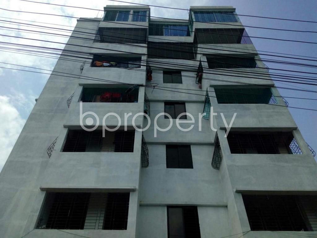 Front view - Shop for Sale in Dakshin Khan, Dhaka - 1811741