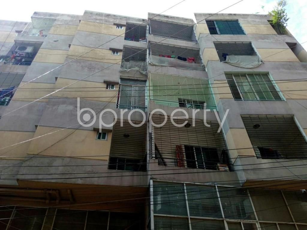 Front view - Shop for Sale in Dakshin Khan, Dhaka - 1812256