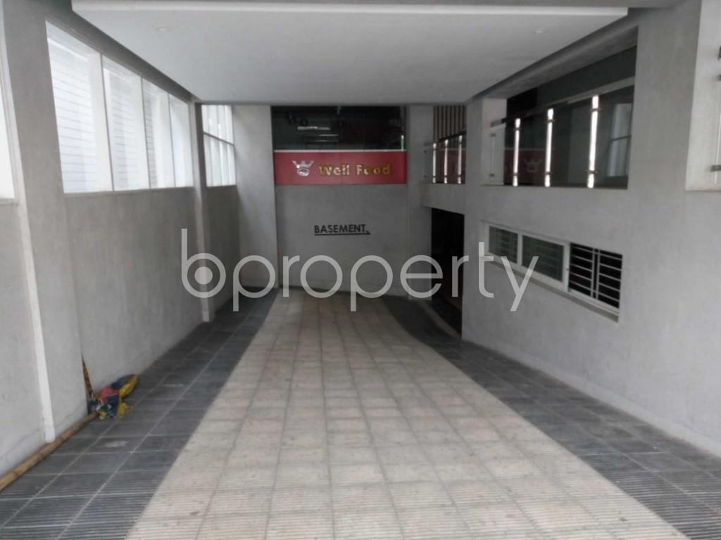 Parking - Office to Rent in Uttara, Dhaka - 1812538