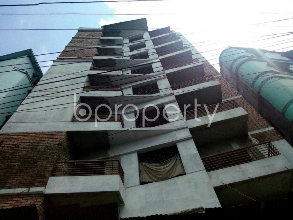 Front view - 3 Bed Apartment for Sale in Lal Khan Bazaar, Chattogram - 1812593