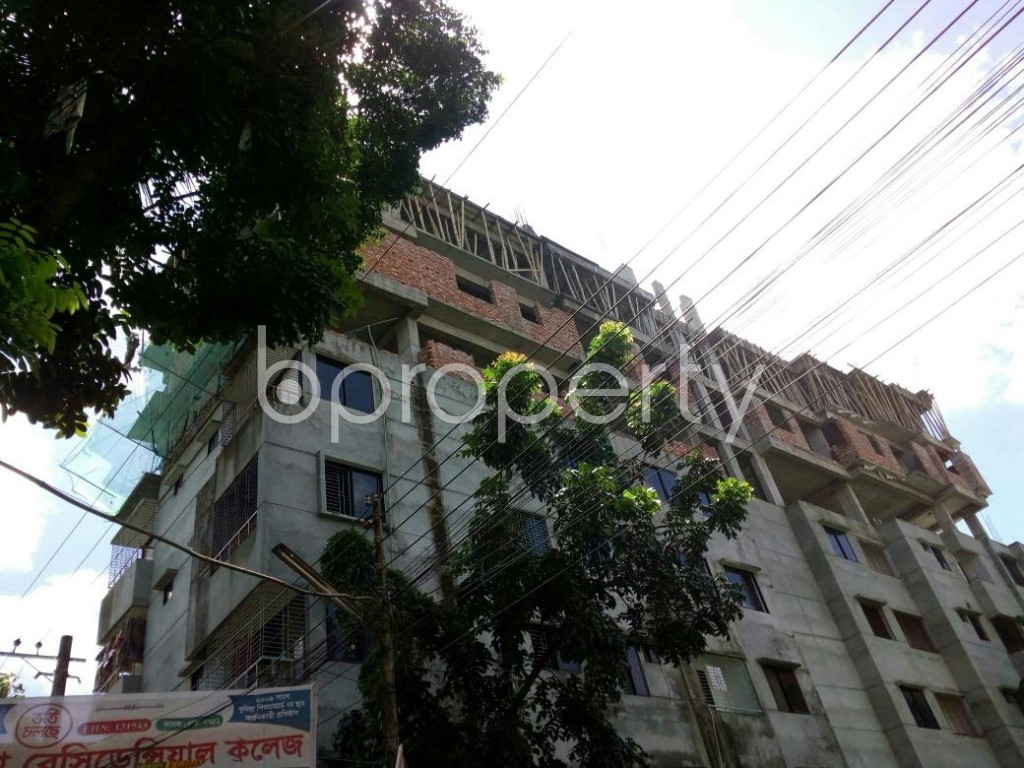 Outside view - 3 Bed Apartment for Sale in Thakur Para, Cumilla - 1812698