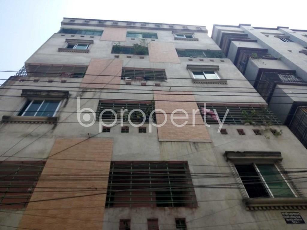 Outside view - 4 Bed Duplex to Rent in Nikunja, Dhaka - 1813446