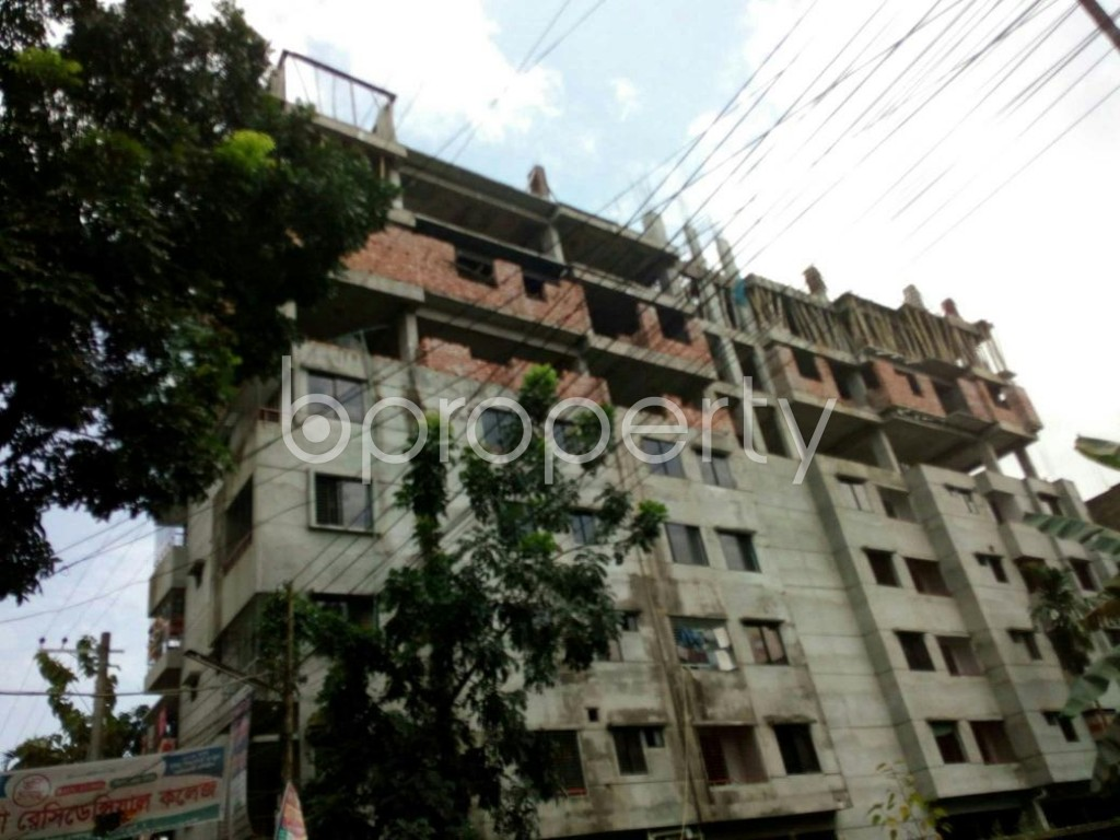 Outside view - 3 Bed Apartment for Sale in Thakur Para, Cumilla - 1813661