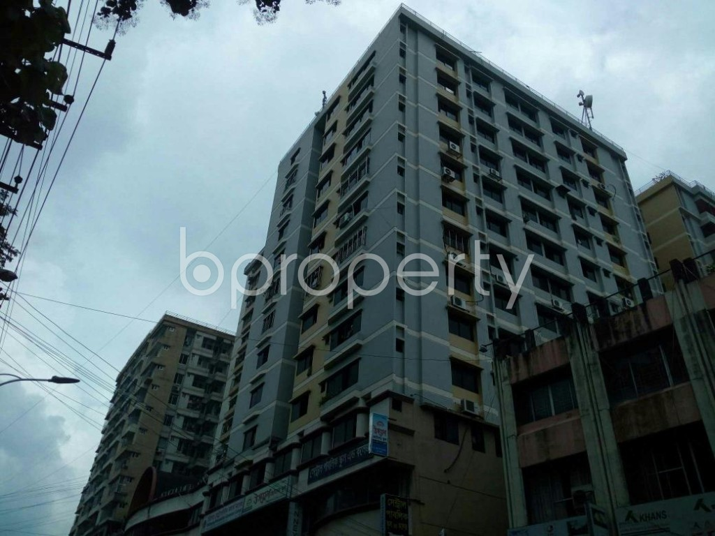 Outside view - 3 Bed Apartment for Sale in Kazir Dewri, Chattogram - 1813689