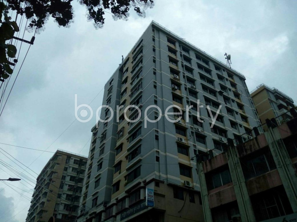 Outside view - 3 Bed Apartment for Sale in Kazir Dewri, Chattogram - 1813691