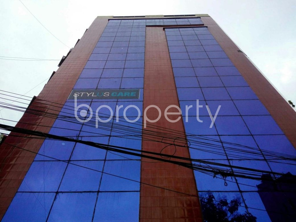 Front view - Office for Sale in Double Mooring, Chattogram - 1814481