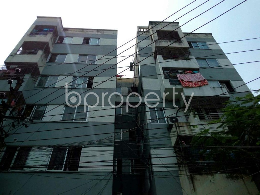 Front view - 2 Bed Apartment to Rent in Taltola, Dhaka - 1814860