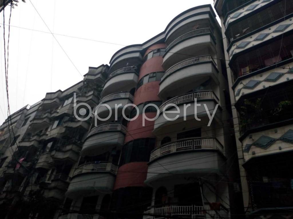 Outside view - 5 Bed Duplex to Rent in Nikunja, Dhaka - 1815390
