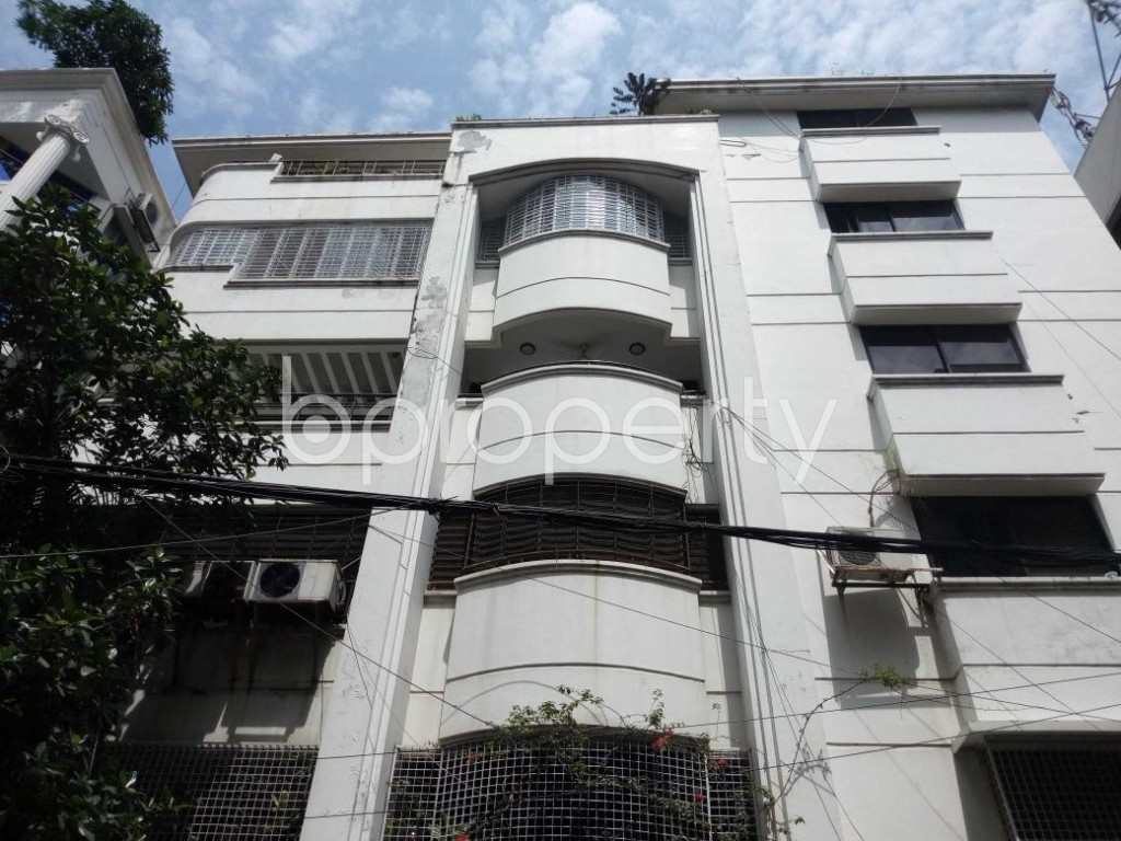 Front view - 3 Bed Apartment for Sale in Gulshan, Dhaka - 1815726