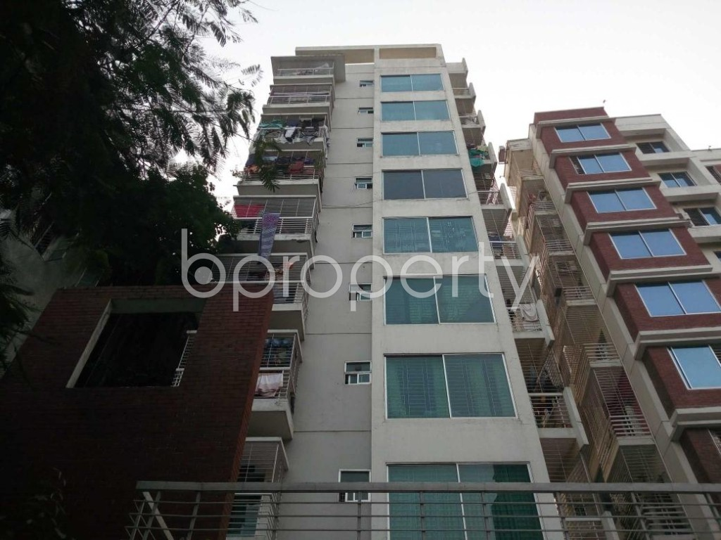 Front view - 3 Bed Apartment for Sale in Bangshal, Dhaka - 1816300