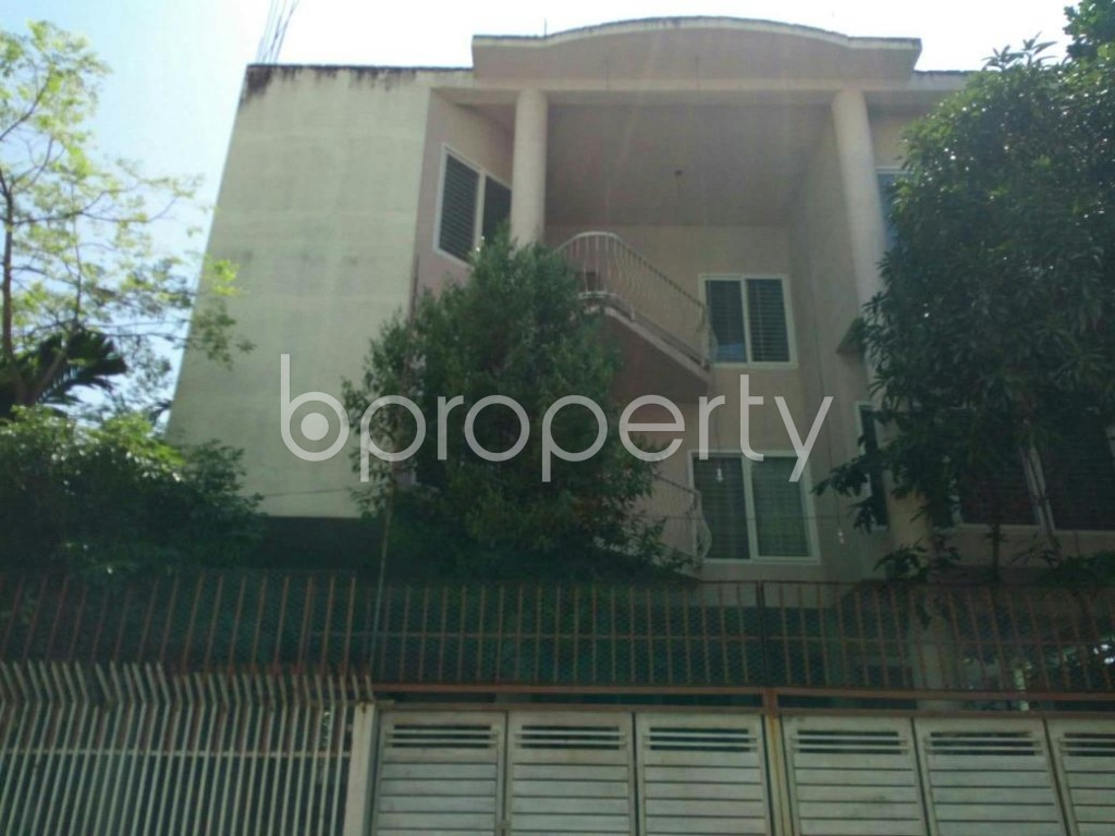 Front view - 4 Bed Duplex to Rent in 4 No Chandgaon Ward, Chattogram - 1816695