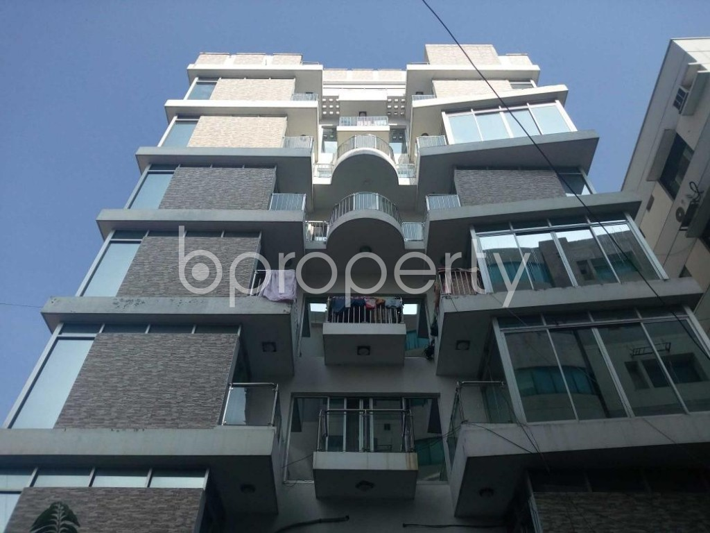Front view - 3 Bed Apartment for Sale in Gulshan, Dhaka - 1817183