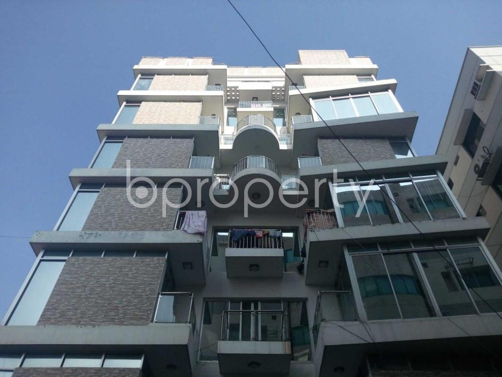 Front view - 3 Bed Apartment for Sale in Gulshan, Dhaka - 1817185