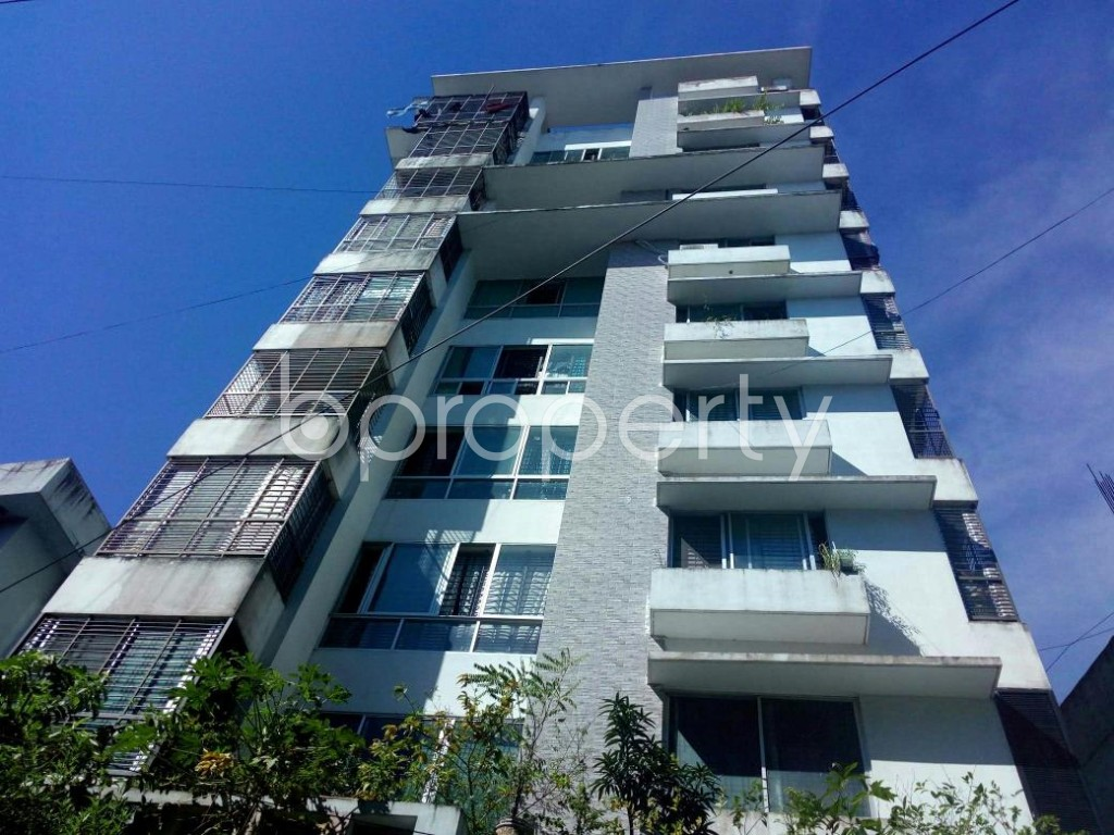 Front view - 3 Bed Apartment for Sale in 7 No. West Sholoshohor Ward, Chattogram - 1817489