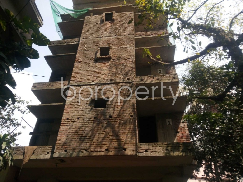 Front view - 2 Bed Apartment for Sale in Jamal Khan, Chattogram - 1818568