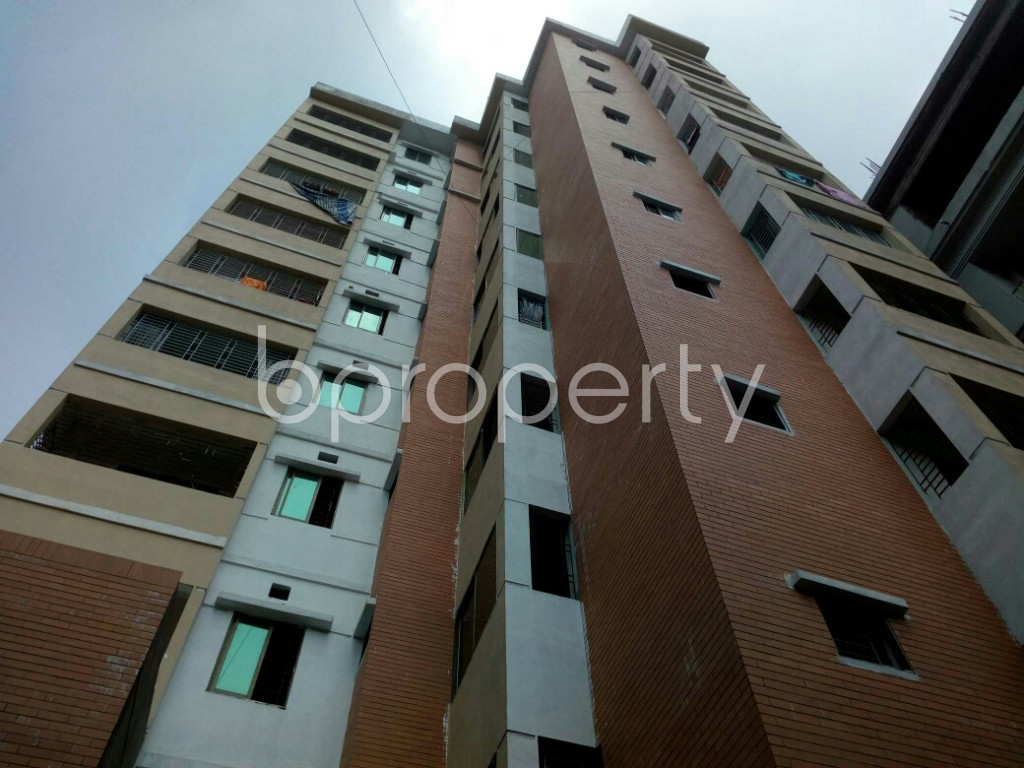 Outside view - 3 Bed Apartment for Sale in North Shahjahanpur, Dhaka - 1818975